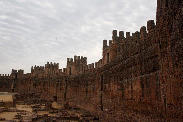 Fortaleza de Burgalimar.