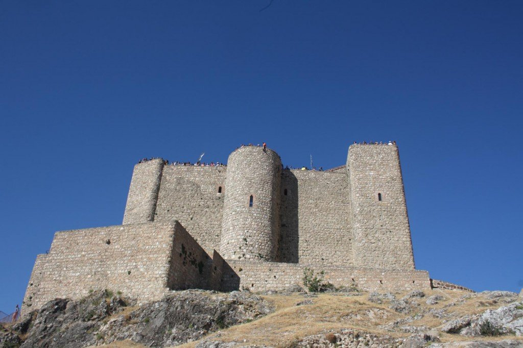 Castillo Segura web