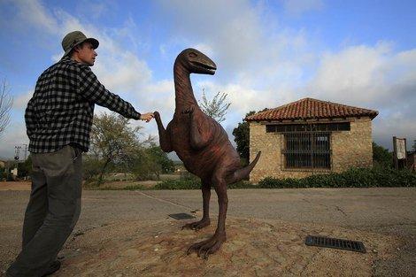 Huellas dinosaurio