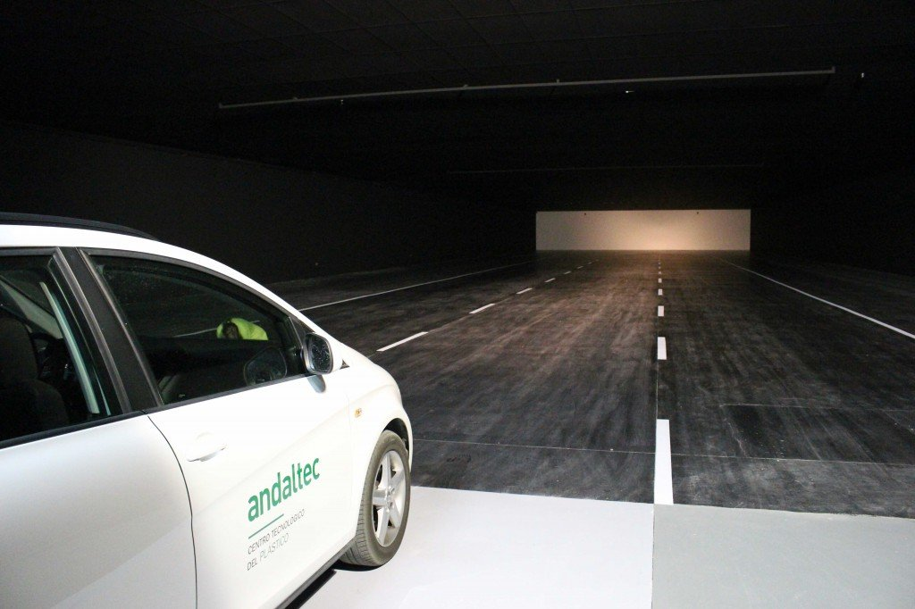 Tunel fotometrico Andaltec