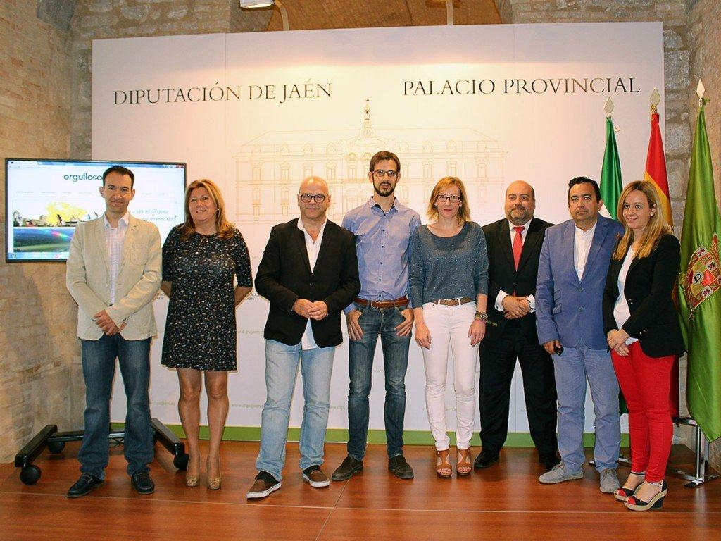 2016-05-25 Presentación Orgullosos de Jaén1_