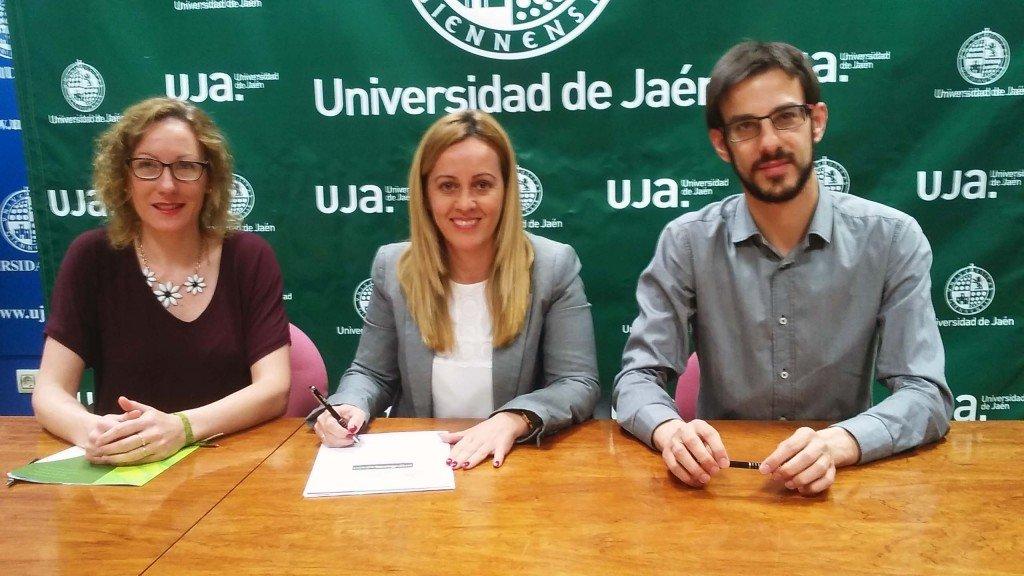 Universidad de Jaén y Orgullosos