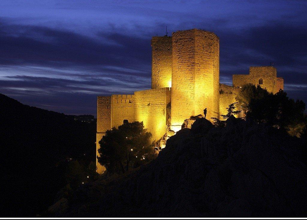 castillo Jaén