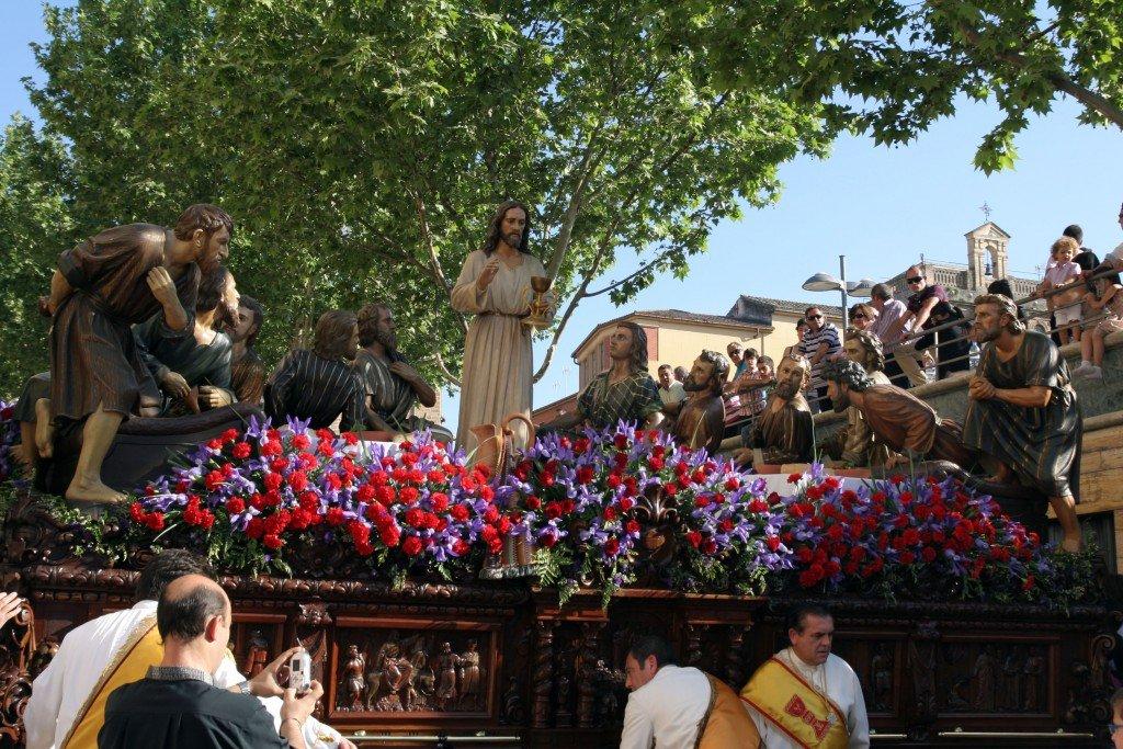 Santa Cena Linaresok